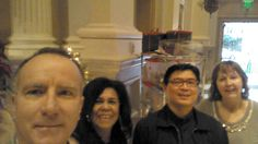 Part of the Eucharistic Environment team at the Cathedral...