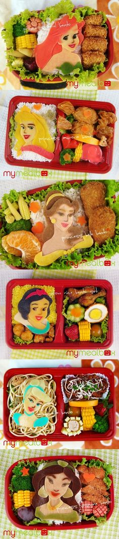 Princess Bento Box @Catherine Perkins, what do you think? :-)