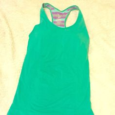 NWOT Climawear athletic top New without tag, built in bra Climawear Tops