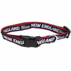 New England Patriots Dog Collar $10.00
