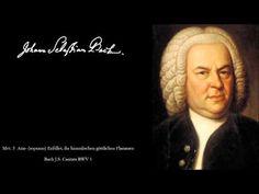 Johan Sebastian Bach -- Wie schön leuchtet der Morgenstern