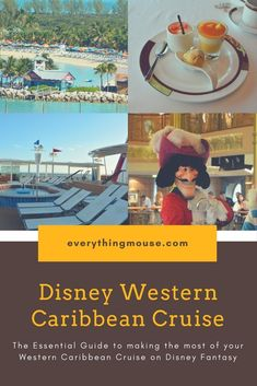 #DisneyCruise Ideas. Your guide to a #Disney Western Caribbean Cruise