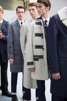 Nathan Saignes @Dior Homme FW15 ph. Derrius Pierre