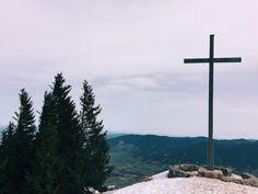 Brauneck Gipfel