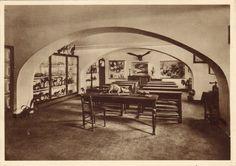 scoala centrala de fete Romania, Period, Painting, Interiors, Painting Art, Paintings, Decoration Home, Painted Canvas, Decor