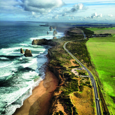 The best road trip in Australia? The Great Ocean Road... http://www.australiantraveller.com/australia/the-10-greatest-roadtrips-of-australia/