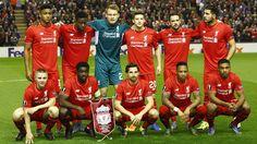 Daftar Pemain Liverpool 2016/2017