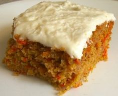 Easy Recipe to Turn Healthy Carrots into a Delicious Dessert: sugar free carrot cake (Carrot Cake Recipes) Sugar Free Carrot Cake, Sugar Free Deserts, Sugar Free Sweets, Best Carrot Cake, Sugar Free Recipes, Baking Recipes, Sweet Recipes, Cake Recipes, Dessert Recipes