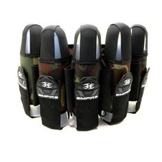 Empire React Pack ZN 5+8 Paintball Harness - Camo - Small/Medium. Available at UltimatePaintball.com