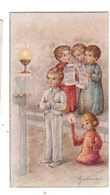 Boy's First Communion, Argentina
