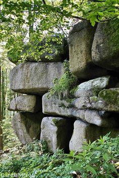 Waldsteinburg im Fichtelgebirge   Kult-Urzeit