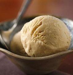 Homemade Caramel Ice Cream
