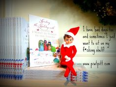 People I Want to Punch in the Throat: Over Achieving Elf on the Shelf Mommies Revisited