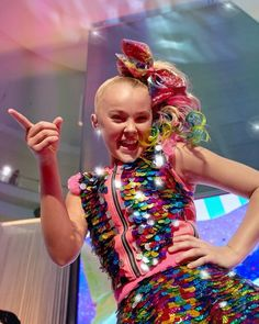 """37.2k Likes, 573 Comments - JoJo Siwa (@itsjojosiwa) on Instagram: """"Who is excited for """"JoJo Siwa My World !"""" Make sure you watch on Saturday !!! Ahhhhh I can't…"""""""