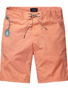 Surfer Swim Shorts |Swimwear|Men Clothing at Scotch & Soda