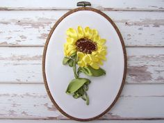 Check out this item in my Etsy shop https://www.etsy.com/listing/486299513/ribbon-embroidery-hoop-art-hand