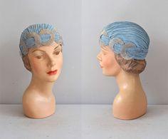1920s Adelphia hat by DearGolden.