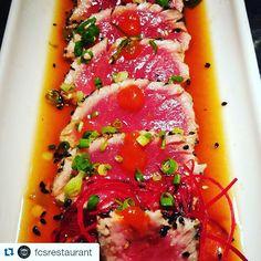 #telorecomiendaencuentralopty507  #Repost @fcsrestaurant with @repostapp  Tal cual se ve se siente! Unico Tataki Tuna Toro. Vive al mejor estilo! .  #tunatoro #cuisine #sushi #sushipanama #japanesefood #mediterraneanfood #fcspanama #fcsclub #restaurant #fcsrestaurant #tataki #pty #panamanian #panamacity #panama #507 #vip #art #food #foodie #foodstagram #foodporn #foodgawker #foodgasm #foodspotting by encuentralopty507