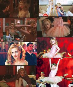 Uptown girls - This movie is one of my all-time favorites. It's so real and touching to me. I cry anytime I watch it.