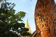 พระธาตุดอยสุเทพ @ Chiang Mai, Thailand