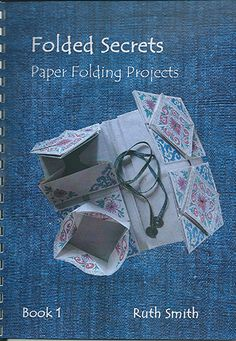 Ruth Smith's Folded Secrets book 1 was reviewed in December 2013 in Workshop on the Web. Learn to make zhen xio bao books. Ruth's 3 other books were reviewed also.