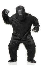 The Great Ape Gorilla Mascot Costume  sc 1 st  Pinterest & 57 best Mascots - Menu0027s Costumes images on Pinterest | Mascot ...