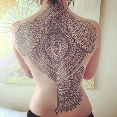 back tattoos for women (124)