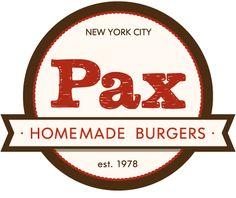 Ηomemade Burgers, Think Local Pax Burgers Homemade Burgers, Thessaloniki, Burger King Logo, Homemade Hamburgers, Homemade Hamburger Patties