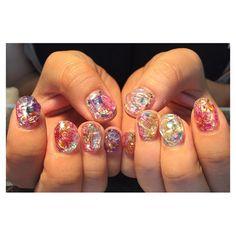 未確認物体 on キラキラ✨この日は独身最後のネイル。本当におめでとう &いつもありがとう #nails #nail #nailart #art #artwork #ネイル #ネイルアート#ジェルネイル #navyhouse Blue Nail Polish, Birthday Nails, Nail Inspo, Face Art, Swag Nails, Cute Nails, Nail Colors, Nail Designs, My Favorite Things
