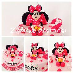 Minnie mouse cake antalya