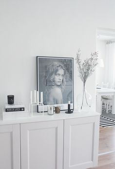 Living room, Paolo Roversi, design poster, Natalia Vodianova, Kubus4, design by Lassen, design books, Kinfolk