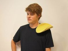 Excited to share this item from my shop: Chip on your Shoulder - Funny Pun Adult Halloween Costume perfect Women's Men's unique creative Haloween Costume Easy, simple fits all sizes Teen Boy Halloween Costume, Teen Boy Costumes, Halloween Costumes For Work, Boy Halloween Costumes, Halloween Ideas, Halloween Stuff, Halloween Party, Couple Halloween, Funny Halloween