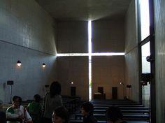 Tadao Ando Church of Light  #ando #architecture #tadao Pinned by www.modlar.com