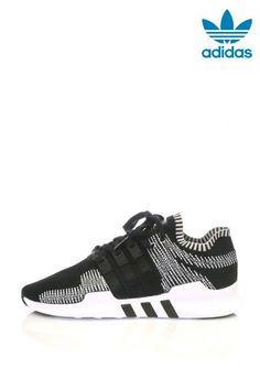 dde01cfdf8 adidas Originals – Ανδρικά αθλητικά παπούτσια EQT SUPPORT ADV PK μαύρα-λευκά