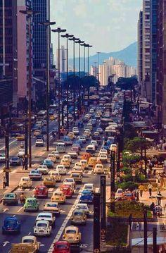 Av Paulista, 1981