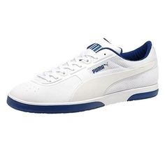 official photos e1bfd 51b13 Puma Future Brasil Lite Men s Shoes White Monaco Blue,Quality Sneakers are  worthy for you own it . Chaussures De Sport Pour HommeBallerinesChaussures  ...