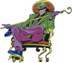 images of the riddler - Google Search