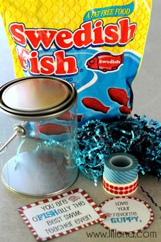 Swim Teacher Appreciation Gift- combine this canister & candy with label from other idea.