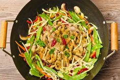 Ming Tsai's Crazy Chicken Watercress Salad: This superfood-packed dinner recipe from Chef Ming Tsai has ingredients that help fight cancer.