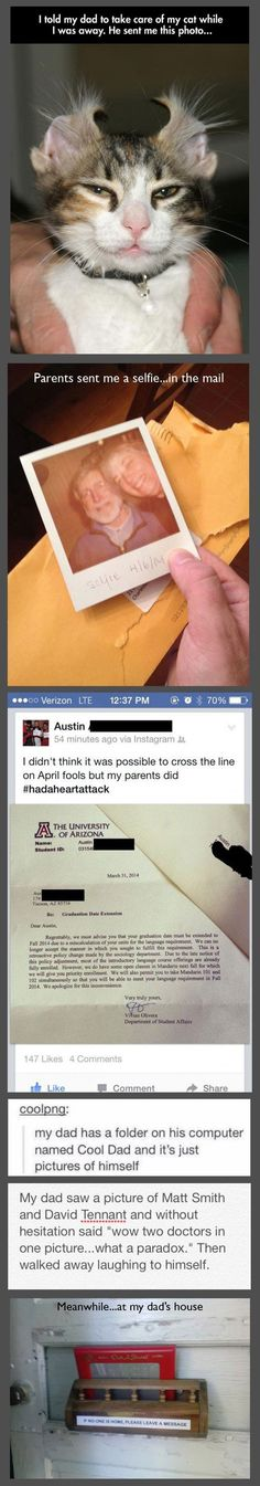 THESE 33 PARENTS HAVE THE BEST SENSE OF HUMOR EVER. THE LAST ONE IS COMPLETELY PRICELESS!