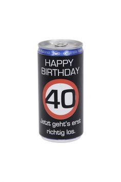Geschenk zum 40. geburtstag