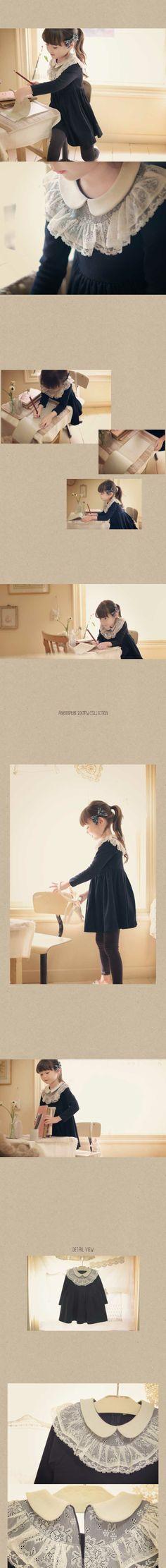 かわいい子供服 | ベビー服 | キッズファッション輸入通販のセレクトショップ【Peach Baby】Amber-pure アンバーピュア ニニワンピース