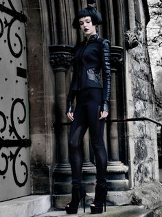 Wake the Serpent Not | Erevos Aether collection - womenswear
