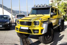 Mercedes-Benz Mansory Gronos G 63 AMG 6x6 4