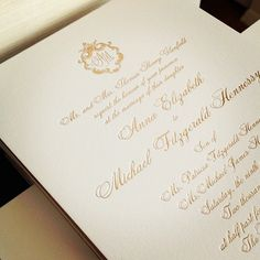 Great Free of Charge Gold Foil Wedding Invitation, Royal wedding invitations, elegant wedding invitat. Tips Wedding Invitation Cards-Our Tips Once the time of your wedding is fixed and the Area is booked, jus Royal Wedding Invitation, Traditional Wedding Invitations, Laser Cut Wedding Invitations, Wedding Stationary, Quince Invitations, Invitation Design, Invitation Cards, Invitation Wording, Invites