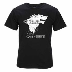 """Cheap tshirt cartoons, Buy Quality tshirt men directly from China tshirt custom Suppliers:    Welcome Dropping           ALL OUR DESIGNS IS """"Game of Thrones""""      top quality cotton Game of"""
