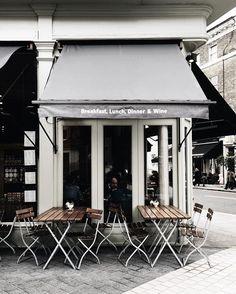 Cafe corners.