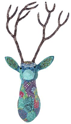 Ornate stag head. I need this!!!