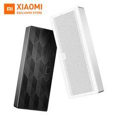 Original Xiaomi Mi Wireless Bluetooth Speaker Portable Mini Square Box Stereo HiFi Subwoofer Loud speaker For Cell Phone PC