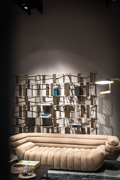 29/01/2016 - For the 2016 Imm Cologne Fair, Baxter presents the result of a constant attention towards research, where architecture, furniture an